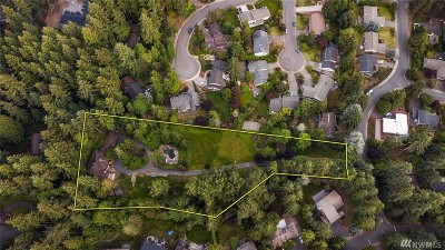 Bellevue Residential Lots & Land For Sale: 3200 130th Ave NE