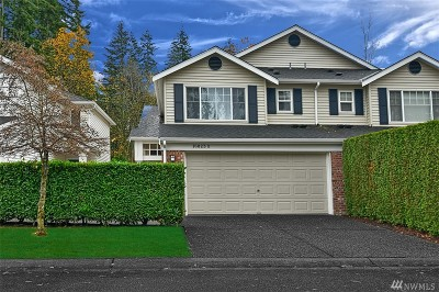 Lynnwood Single Family Home For Sale: 16823 6th Ave W #B