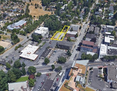 Seattle Residential Lots & Land For Sale: 4730 38th Ave S