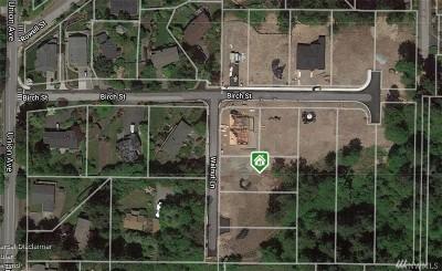 Steilacoom Residential Lots & Land For Sale: 1107 (Lot 10) Walnut Lane