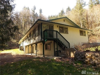 Tenino Single Family Home For Sale: 14809 Vantine Rd SE