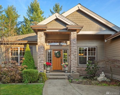 Gig Harbor Single Family Home For Sale: 6201 116th St Ct NW