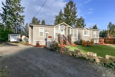 Graham WA Single Family Home For Sale: $215,000