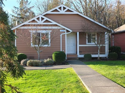 Sedro Woolley Single Family Home For Sale: 1530 Wildflower Wy