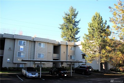 Federal Way Condo/Townhouse For Sale: 28311 18th Avenue S. #A-103