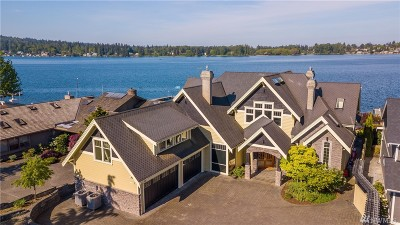 Bellingham Single Family Home For Sale: 1702 Northshore Dr