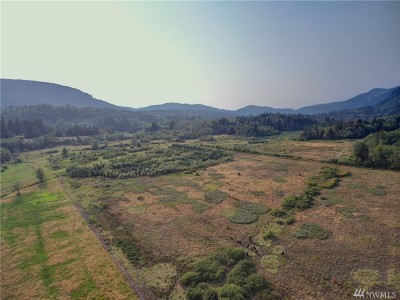 Skagit County Residential Lots & Land For Sale: 8 Old Highway 99 N