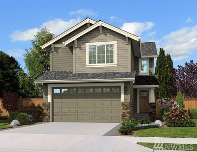 Yelm Single Family Home For Sale: 9972 Dain St SE
