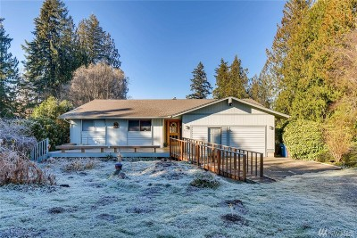 Fall City Single Family Home For Sale: 4321 316th Ave SE