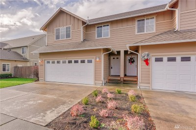 Lynden Single Family Home Sold: 1255 Spruce Cir #5A