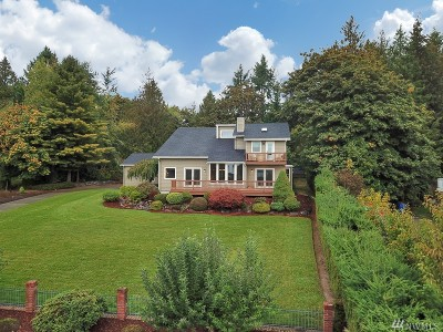 Gig Harbor Single Family Home For Sale: 10413 123rd St NW