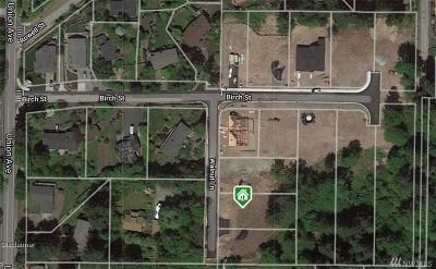 Steilacoom Residential Lots & Land For Sale: 1113 (Lot 11) Walnut Lane