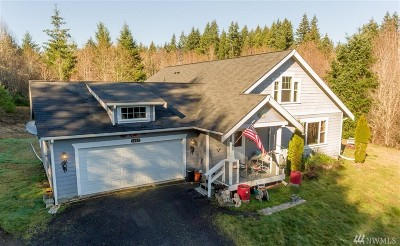 Chehalis Single Family Home For Sale: 1667 Bunker Creek Rd