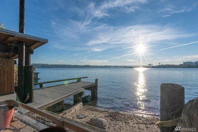 Bremerton Single Family Home For Sale: 225 Shore Dr