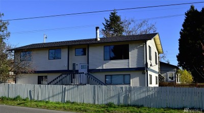 Seattle Single Family Home For Sale: 500 N 103rd St