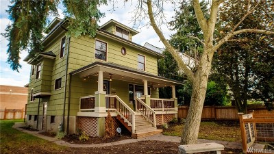 Tacoma Single Family Home For Sale: 2021 7th St