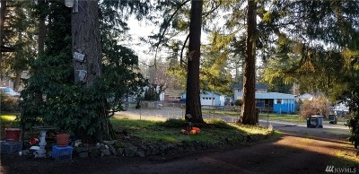 Graham WA Single Family Home For Sale: $89,000