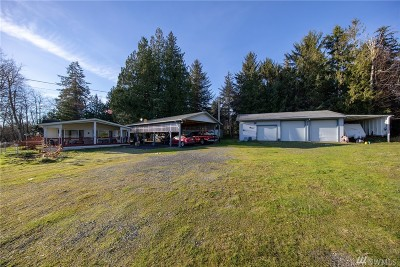 Sedro Woolley Single Family Home For Sale: 25905 Helmick Rd