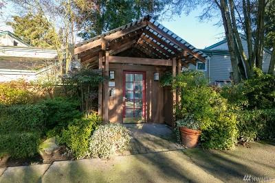 Edmonds Condo/Townhouse For Sale: 7901 196th St SW #7