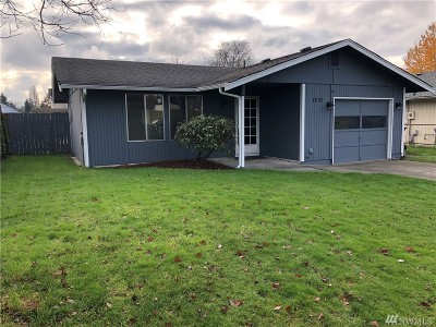 Tacoma Single Family Home For Sale: 1510 S 92nd
