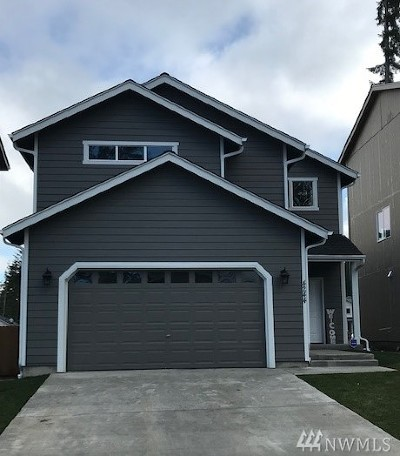 Port Orchard Single Family Home For Sale: 4244 SE Horsehead Wy