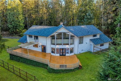 Snohomish Single Family Home For Sale: 1820 145th Avenue Southeast