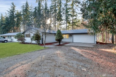 Lake Tapps WA Single Family Home For Sale: $284,950