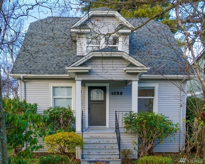 Burien WA Single Family Home Sold: $495,000