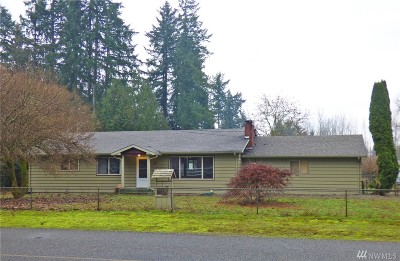 Olympia Single Family Home For Sale: 835 88th Ave SW