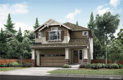 Woodinville Single Family Home For Sale: 12913 NE 201st St #11