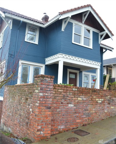 Everett Single Family Home For Sale: 3405 Bell Ave