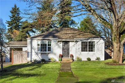 Seattle Single Family Home For Sale: 310 NW 97th