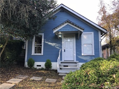 Seattle Single Family Home For Sale: 4731 36th Ave S