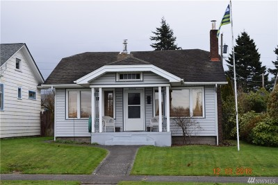 Everett Single Family Home For Sale: 2305 State St