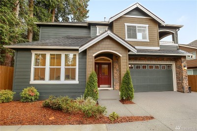 Snohomish Single Family Home For Sale: 4328 139th Place SE