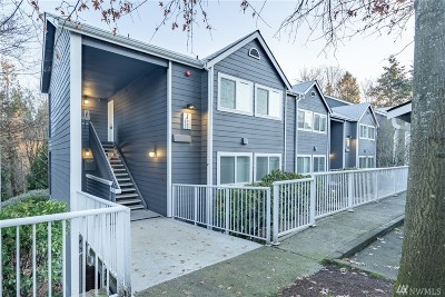 Kirkland Condo/Townhouse For Sale: 12611 109th Ct NE #J301
