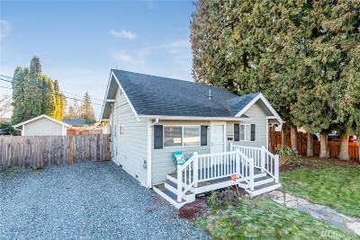 Sumner Single Family Home For Sale: 1510 16th St