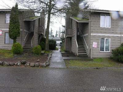 Tacoma Rental For Rent: 7374 S Wilkeson St #C