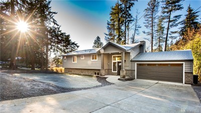 Everett Single Family Home For Sale: 12606 Ruggs Lake Road