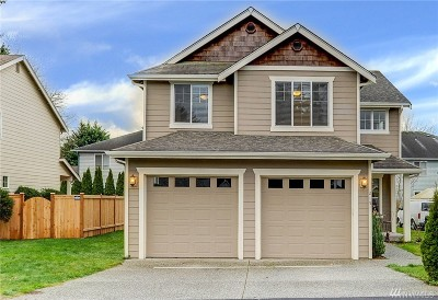 Snohomish Single Family Home For Sale: 215 7th St
