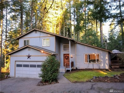 Olympia Single Family Home For Sale: 7927 SE Dunlin