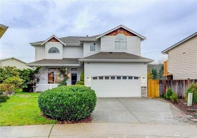 Bothell Single Family Home For Sale: 1401 237th Place SW