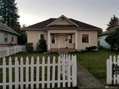 Tacoma Single Family Home For Sale: 4306 S Park Ave