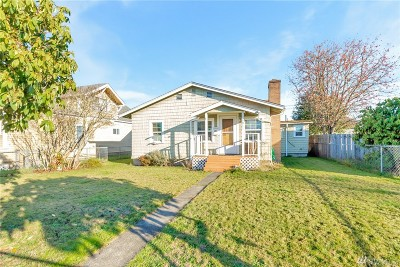 Tacoma Single Family Home For Sale: 5911 Yakima Ave