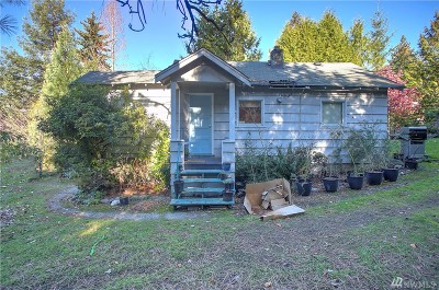 Bellevue Single Family Home For Sale: 10235 SE 6th St