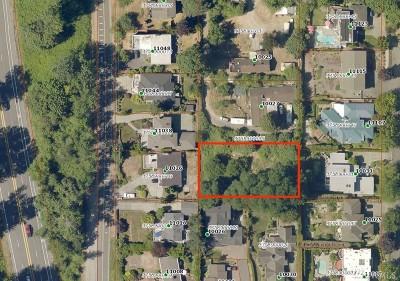 Kirkland Residential Lots & Land For Sale: 10027 NE 112th St
