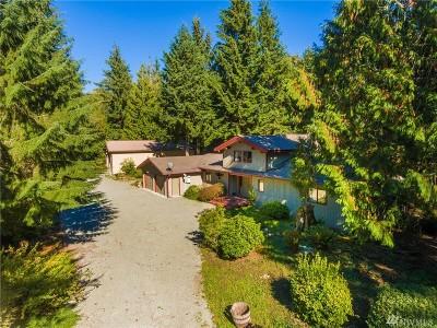 Skagit County Single Family Home Sold: 23076 Ida Lane