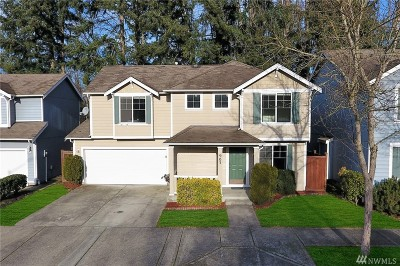 Puyallup Single Family Home For Sale: 903 27th Ave SE