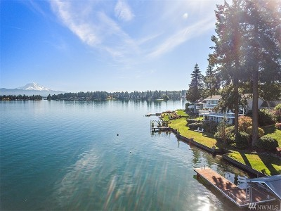 Lake Tapps WA Single Family Home For Sale: $1,000,000