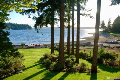 Gig Harbor Single Family Home For Sale: 8922 90th Ave NW